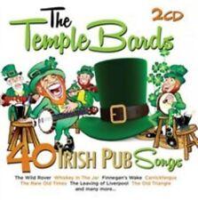 40 Irish Pub Songs 5099343227019 by Temple Bards CD