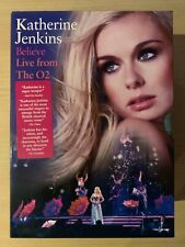 Katherine Jenkins Believe DVD Live from the O2 2010 Classical Concert DTS Audio