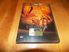 COLOSSEUM A Gladiator's Story & Pompeii The Last Day BBC Ancient Rome DVD NEW
