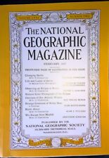 National Geographic Feb 1937 Changing Berlin 50 page article Adolf Hitler