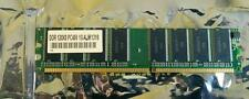 PC-400 DDR 128x8 1GAUM1310  Desktop Memory RAM Low Density 184 pin