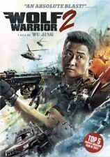 WOLF WARRIOR 2, DVD, 2017, SKU 4520