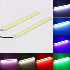 1PC LED COB Car Auto DRL Driving Daytime Running Lamp Fog Lights Waterproof