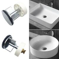 fusion 38mm 1 1//2 CHROME PLATED BRASS BASIN SINK WASTE REPLACEMENT PLUG CHAIN