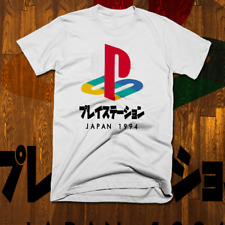 Japanese Kanji T-Shirt Akira Cyberpunk Ghost in the Shell Ninja Anime video game