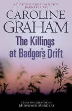 The Killings at Badger's Drift: A Midsomer Murder..., Graham, Caroline Paperback