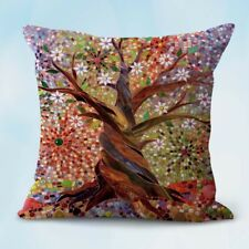 Us Seller- tree of life mozaic cushion cover wholesale pillow covers decorative
