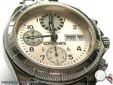 Hau Longines Admiral Chronograph Automatik Luxusuhr Marken Uhr Uhren Herrenuhr