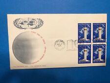 #166 United Nations 1967 FDC Definitive Issue Geneva Cachet M203