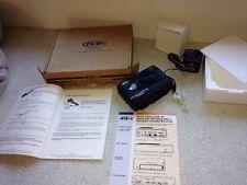 ReTell Telerecorder Conversation Cassette Recorder - No 3.5mm Silver Audio Lead