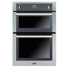 Stoves 900mm Built-in Double Gas Oven Electric Grill S/Steel - SGB900PSSTA