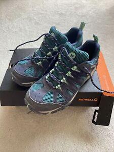 Merrell Women's Accentor 2 Ventilator Waterproof Walking Shoe Size 5