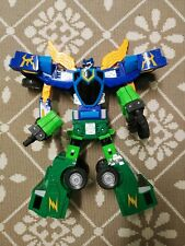 Hello Carbot MACHPEACE Transformer Robot Mach Buggy and Peace Hummer Car Toy