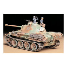 TAMIYA 35176 Panther Tank G/Late Version 1:35 Military Model Kit