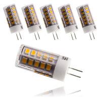 6 x 3W G4 LED Lampe Leuchtmittel Birne Warmweiß 300LM AC/DC 12V