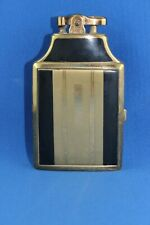 GREAT VINTAGE RONSON LIGHTER CIGARETTE HOLD WITH FLINTS AND WICKS