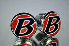new Bontrager Trek Handlebar End Plugs Bar Caps vintage guidon bouchons calotte