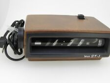 Vintage Tamura Digital Clock Electric Not Running for parts St-1