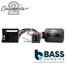 CTSSK002.2 Skoda Fabia 2013 On Car Stereo Steering Wheel Stalk Interface Kit