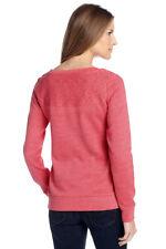 -70% V.70€ Pull Sweat Shirt Dentelle de ESPRIT EDC T42 44 Corail petit haut4 xxl