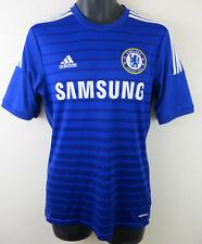 Adidas Chelsea Away 2014-15 Football Shirt Soccer Jersey Trikot Mens Small S