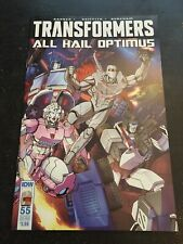 """Transformers#55 Incredible Condition 9.4(2016)""""Rom"""" Cover Month!!"""