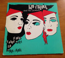 Kid Creole And The Coconuts In Praise Of Older Women LP Record 1985 Sire