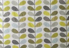 Orla Kiely Multi Stem Scribble Sea grass 1m / 1.5m 100cm / 150cm wide fabric new