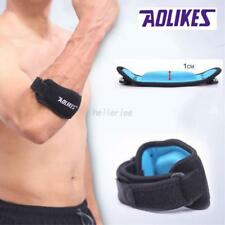 Sports Neoprene Elbow Support Brace Pad Injury Aid Strap Guard Wrap Tennis Band