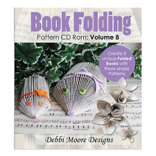 Debbi Moore Designs Book Folding Pattern Volume 8 CD Rom (325542)