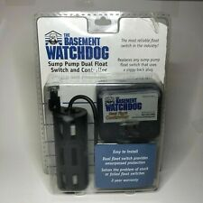 Basement Watchdog Universal Dual Float Switch with Controller Bwc1