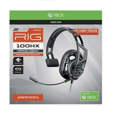 Plantronics RIG 100HX Camo Chat Gaming Headset for Xbox One - FREE SHIPPING ™