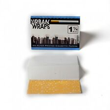 URBAN WRAPS 1 1/2 Size cigarette rolling papers