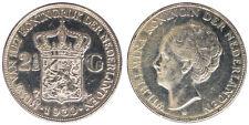 2-1/2 GULDEN 1930 OLANDA NETHERLANDS ARGENTO SILVER #3454A