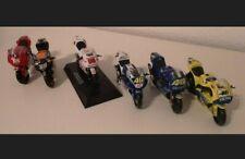 Moto GP Modell-Sammlung 1:43 Rossi Hayden Capirossi Simoncelli Honda Yamaha...