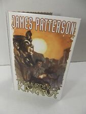 Murder Of King Tut Hard Cover - James Patterson  (2010 Idw) #1 - 5