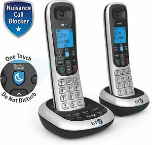 BT 2700 Nuisance Call Blocker Cordless Home Phone with Digital Answer Machin