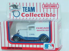 MATCHBOX 1990 TEAM COLLECTIBLE CHICAGO WHITE SOX