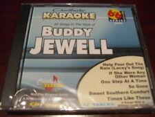 CHARTBUSTER 6+6 KARAOKE DISC 20604 BUDDY JEWELL CD+G COUNTRY MULTIPLEX
