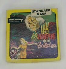 The Vampire and the Ballerina (1961)  Ken Films - 50ft Super 8mm