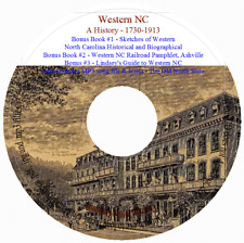 Western North Carolina Duo - History & Genealogy