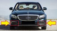 Neu Original Mercedes Benz E-Klasse W213 Luxus Vorder Set Stoßstange Unten