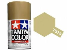 Tamiya TS-75 Champagne Gold Spray Paint Can 3 oz 100ml 85075 Naperville