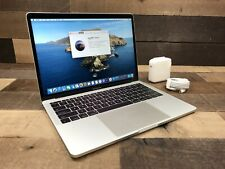 *NEW* 2017 Apple MacBook Pro 13 2.3GHz 8GB 256GB Silver...