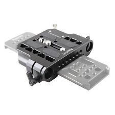 SmallRig ARRI Standard Bridgeplate with 19mm Rod Holder for Alexa mini Red Epic