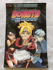 BORUTO Naruto Next Generations 11X17 D/S Original Promo TV Poster SDCC 2017 MINT