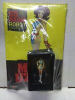 Go Nagai Robot Collection n. 31 Jeeg Robot MIWA UZUKI 8cm Figure MIB SIGILLATO
