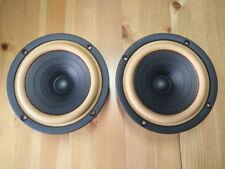 pair davidlouis 5.5inch diatone P510 fullrange speaker woofer 2018 new version