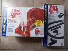 Royal Dirt Devil 2 Speed Model 08130 Handheld Vacuum Cleaner Clean Home RV