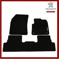 Genuine Peugeot 3008 SUV 2017 Onwards Tailored Carpet Mats Front & Rear